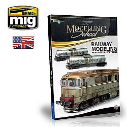 Modelling School- Railway modelling: Painting realistic trains